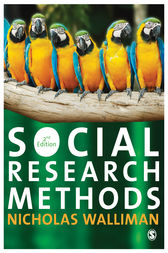 Social Research Methods by Nicholas Walliman