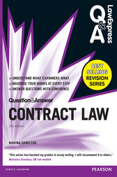 Law Express Question and Answer: Contract Law (Q&A revision guide) by Marina Hamilton