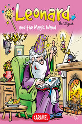 Leonard and the Magic Wand by Jans Ivens