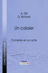 Un caissier by A. Gill