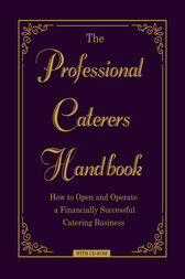 The Professional Caterer's Handbook by Douglas Brown