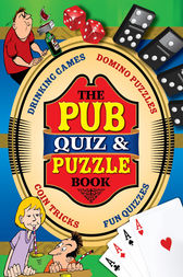 The Pub Quiz & Puzzle Book by Arcturus Publishing
