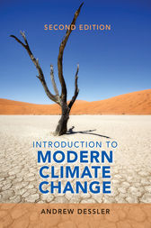 Introduction to Modern Climate Change by Andrew Dessler