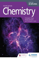 Chemistry for the IB Diploma Second Edition by Christopher Talbot