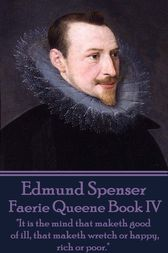 Faerie Queene Book IV by Edmund Spenser