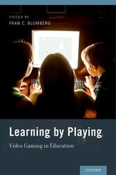 Learning by Playing by Fran C. PhD Blumberg