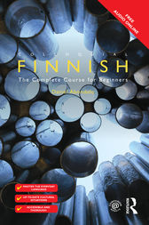 Colloquial Finnish by Daniel Abondolo