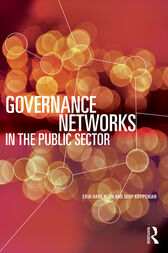 Governance Networks in the Public Sector by Erik Hans Klijn