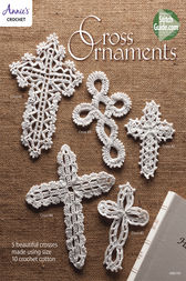 Cross Ornaments by Annie's