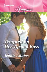 Tempted by Her Tycoon Boss by Jennie Adams