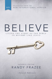 NIV, Believe, eBook by Randy Frazee