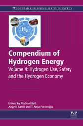 Compendium of Hydrogen Energy by Michael Ball