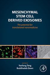 Mesenchymal Stem Cell Derived Exosomes by Yaoliang Tang