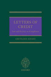 Letters of Credit by Ebenezer Adodo