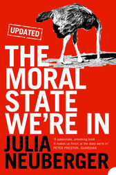 The Moral State We're In by Julia Neuberger