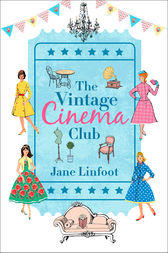 The Vintage Cinema Club by Jane Linfoot