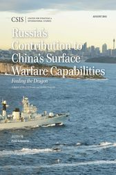 Russia's Contribution to China's Surface Warfare Capabilities by Paul Schwartz