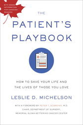 The Patient's Playbook by Leslie D. Michelson