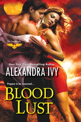 Blood Lust by Alexandra Ivy