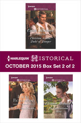Harlequin Historical October 2015 - Box Set 2 of 2: An Anthology