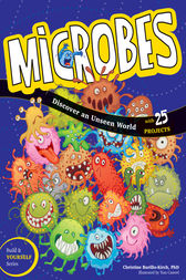 Microbes by Christine Burillo-Kirch