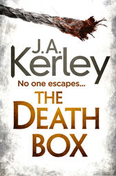 The Death Box (Carson Ryder, Book 10) by J. A. Kerley