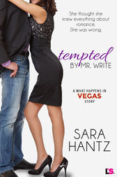 Tempted By Mr. Write by Sara Hantz