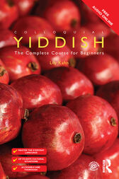 Colloquial Yiddish by Lily Kahn
