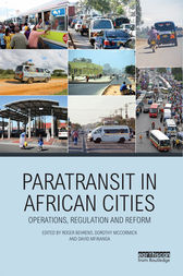 Paratransit in African Cities by Roger Behrens