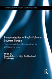 Europeanisation of Public Policy in Southern Europe by Canan Balkir