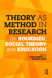Theory as Method in Research by Mark Murphy