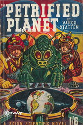 The Petrified Planet by John Russell Fearn