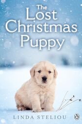 The Lost Christmas Puppy by Linda Steliou