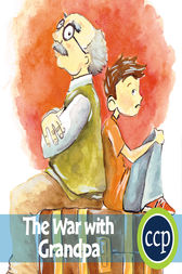 The War with Grandpa - Literature Kit Gr. 3-4 by Eleanor Summers