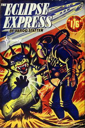 The Eclipse Express by John Russell Fearn