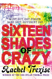 Sixteen Shades of Crazy by Rachel Trezise