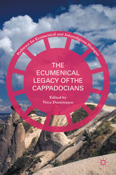 The Ecumenical Legacy of the Cappadocians