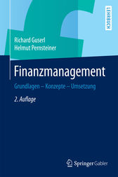 Finanzmanagement by Richard Guserl
