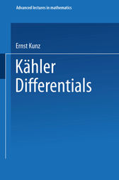 Kähler Differentials by Ernst Kunz