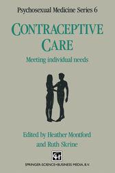 Contraceptive Care by Heather Montford