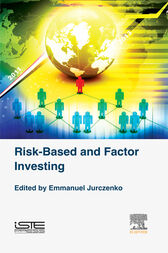 Risk-Based and Factor Investing by Emmanuel Jurczenko