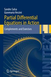Partial Differential Equations in Action by Sandro Salsa