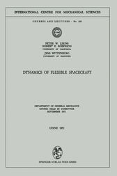 Dynamics of Flexible Spacecraft by P.W. Likins