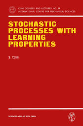 Stochastic Processes with Learning Properties by Sandor Csibi