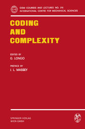 Coding and Complexity by G. Longo