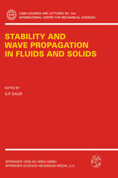 Stability and Wave Propagation in Fluids and Solids by Giovanni P. Galdi