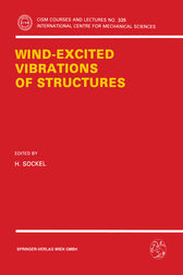 Wind-Excited Vibrations of Structures by H. Sockel