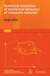 Numerical Simulation of Mechanical Behavior of Composite Materials by Sergio Oller