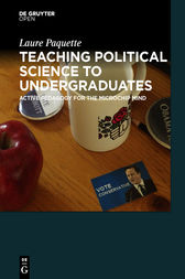 Teaching Political Science to Undergraduates by Laure Paquette