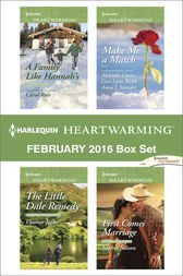 Harlequin Heartwarming February 2016 Box Set by Carol Ross